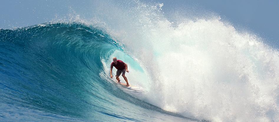 Surf Maldive: le mete più belle dove praticarlo